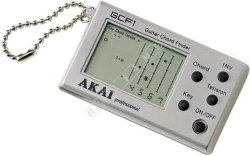 Akai GCF 1 Guitar Chord Finder