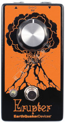 EarthQuaker Devices Erupter Fuzz - efekt gitarowy