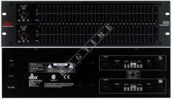 DBX 1231 Dual Channel 31-Band Equalizer