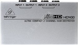 Behringer HD 400 MicroHD