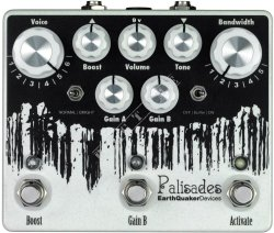 EarthQuaker Devices Palisades - efekt gitarowy