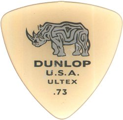 Dunlop Ultex Triangle 0,73mm - kostka do gitary