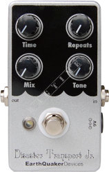 EarthQuaker Devices Disaster Transport Jr Delay - efekt gitarowy