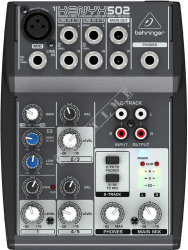 Behringer 502 Xenyx - mikser analogowy