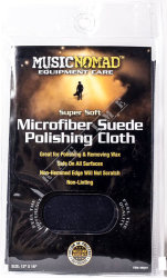Music Nomad Suede Polishing Cloth MN201 - ręcznik z mikrofibry