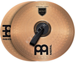 "Meinl 16"" Bronze Marching Medium"
