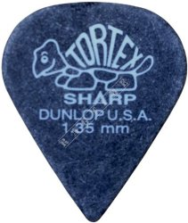 Dunlop Tortex Sharp 1,35mm - kostka do gitary