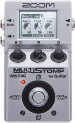 Zoom MS 50 G - multiefekt gitarowy