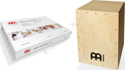 Meinl MYO-CAJ Make Your Own Cajon Kit - zestaw do złożenia cajonu