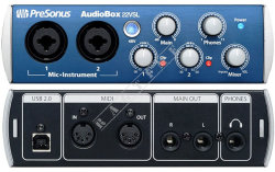 Presonus AudioBox 22 VSL - Audio interfejs USB
