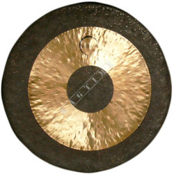"Dream 20"" Chau Black Dot -  gong"