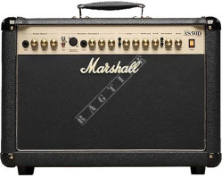 Marshall AS 50D Black Limited - kombo akustyczne 50W