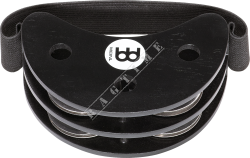 Meinl FJS2S-BK Foot Jingle Shaker - shaker
