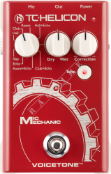 TC Helicon Mic Mechanic 2 - efekt wokalowy