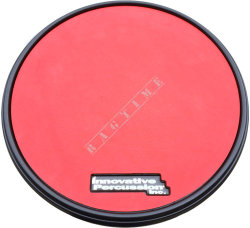 Innovative Percussion RP 1R Red Rubber Pad - pad