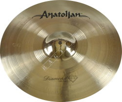 "Anatolian 14"" Diamond Circle Crash - talerz perkusyjny"