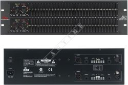 DBX 2231 Graphic Equalizer/Limiter with Type III™