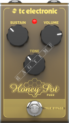 TC Electronic Honey Pot Fuzz - efekt gitarowy