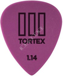 Dunlop Tortex III 1,14mm - kostka do gitary