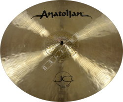 "Anatolian 18"" Jazz Honey Crash - talerz perkusyjny"