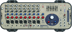 Soundcraft Gigrac 300 - powermikser