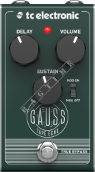 TC Electronic Gauss Tape Echo - efekt gitarowy