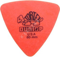 Dunlop Tortex Triangle 0,6mm - kostka do gitary