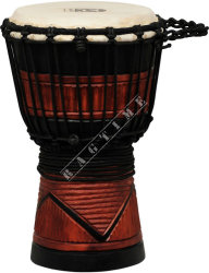 Ever Play DA 30 RB SQ Djembe Jammer Red Black Squa - djembe
