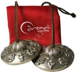 "Dream 2,25"" Timsha Finger Cymbals Small - dzwonki małe"