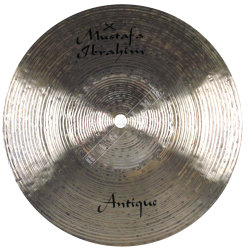 "Mustafa Ibrahim 12"" Antique Splash - talerz perkusyjny"