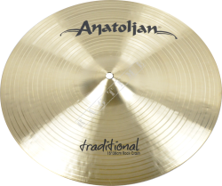 "Anatolian 19"" Traditional Rock Crash - talerz perkusyjny"