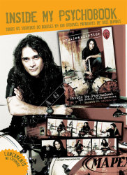 Hudson - Inside my Psychobook - Aquiles Priester