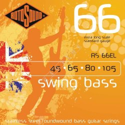 Rotosound RS66EL 45-105 - struny do basu