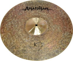"Anatolian 17"" Jazz Brown Sugar Crash - talerz perkusyjny"