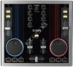 ION Audio Icon Icue - dj kontroler