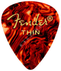 Fender Shell 351 Thin - piórko do gitary