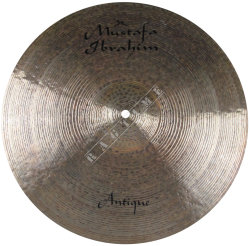 "Mustafa Ibrahim 15"" Antique Crash - talerz perkusyjny"