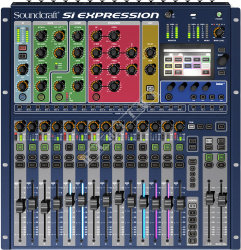 Soundcraft SI Expression 1 - mikser cyfrowy