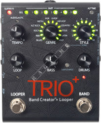 Digitech Trio + Band Creator & Looper