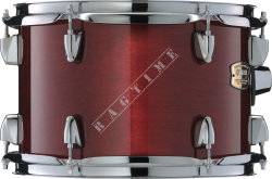 Yamaha SBB2415CR Stage Custom Birch Bass Drum Cranberry Red - centrala 24""