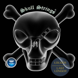 Skull Strings BASS Line B4 45-110 - struny do gitary basowej