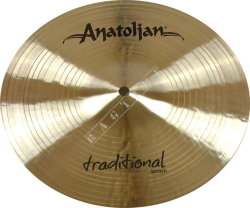 "Anatolian 10"" Traditional Splash - talerz perkusyjny"