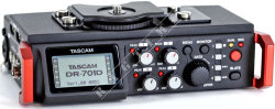 Tascam DR 701 D - rejestrator cyfrowy audio