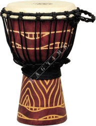 Ever Play DA 30 8T Djembe Jammer Topografi Red - djembe