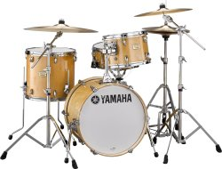 Yamaha SBP8F3NW Stage Custom BeBop Set Natural Wood - zestaw perkusyjny