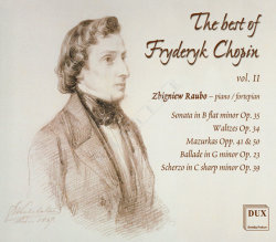 Dux 259 The best of Fryderyk Chopin vol. II