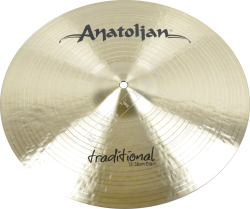 "Anatolian 15"" Traditional Crash - talerz perkusyjny"