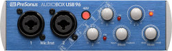 Presonus AudioBox USB 96 - interface USB