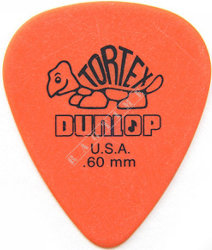 Dunlop Tortex Standard 0,6mm - kostka do gitary