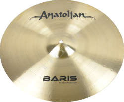 "Anatolian 15"" Baris Power Crash - talerz perkusyjny"
